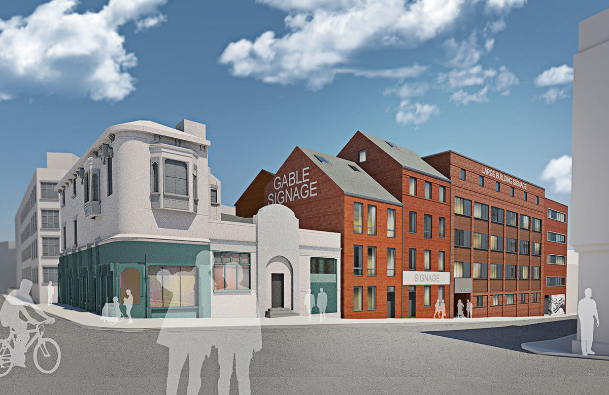 New apartment scheme in the heart of Birmingham's Jewellery Quarter