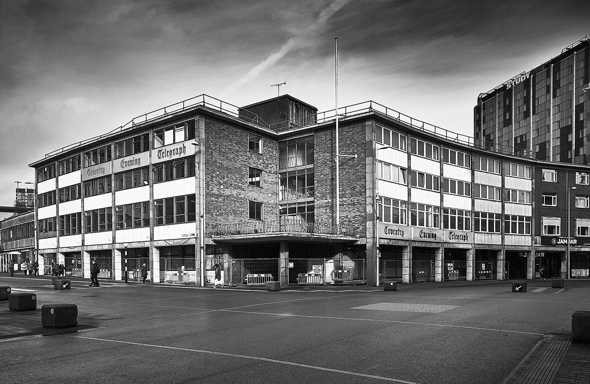 Bespoke Hotels to operate boutique hotel at the former Coventry Telegraph offices
